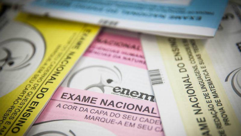 MEC divulga horário de provas do Enem em cada estado
