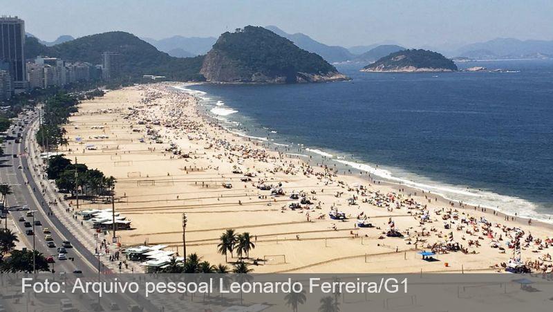 Multa por aglomeração no réveillon no Rio chega a R$ 15 mil, diz prefeitura