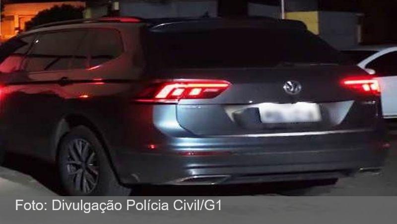 Polícia Civil prende duas pessoas em operação contra clonagem de veículos em Juiz de Fora
