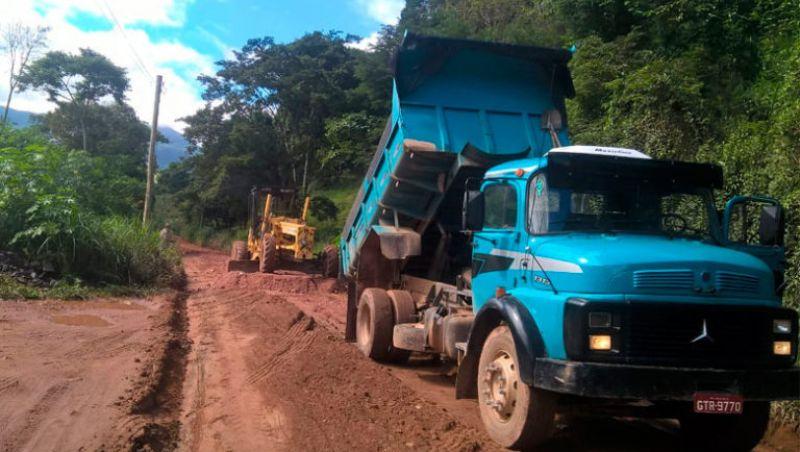 Comunidade reivindica melhorias em estrada de Ibitipoca