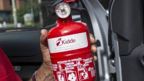 Comissão aprova a volta da obrigatoriedade dos extintores ABC
