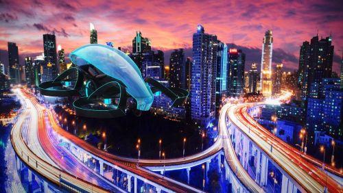 Projeto quer carro voador para acender chama olímpica no Japão em 2020
