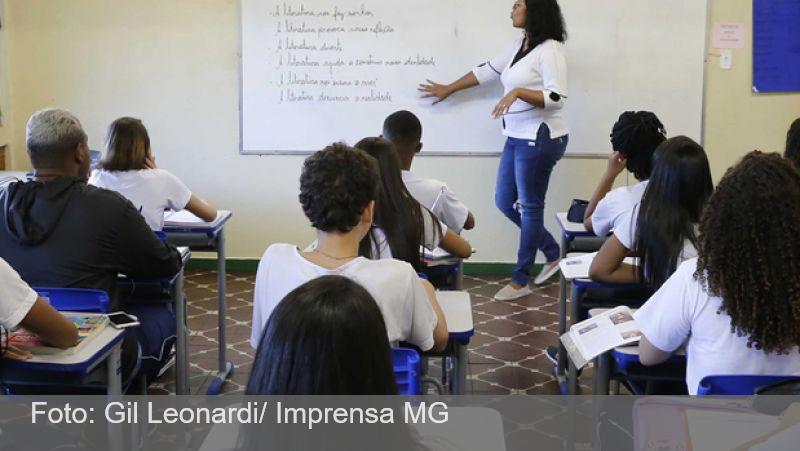 Renovação de matrícula para 2021 na rede estadual de Minas será on-line