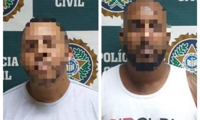 Polícia do Rio prende dois suspeitos de espancarem torcedores do Vasco