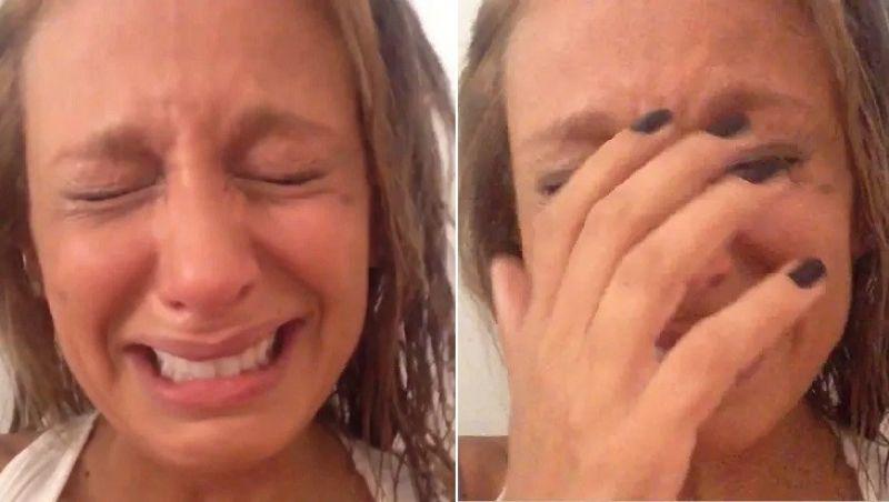 Luisa Mell chora por não suporta as dores do coronavírus: 'que desespero'