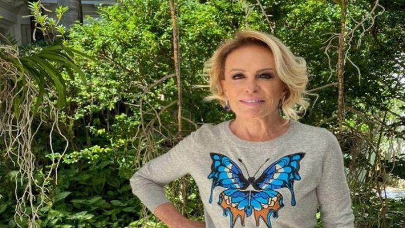 Ana Maria Braga revela que parou de fumar e fala sobre batalha contra o câncer