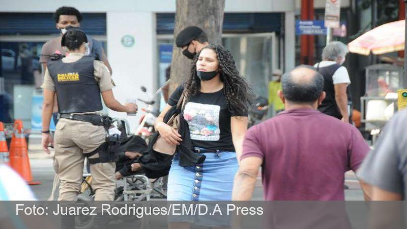 Minas ultrapassa marca de 270 mil casos confirmados de coronavírus