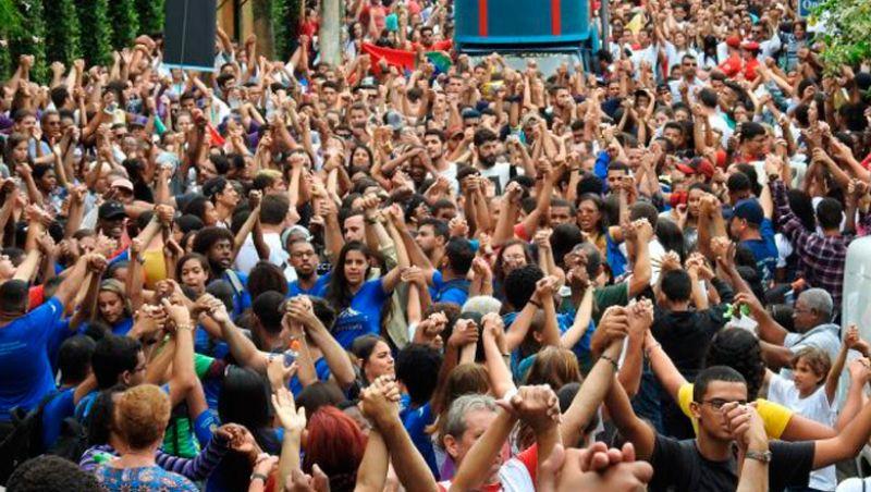 Via-Sacra Jovem acontece no domingo em Juiz de Fora
