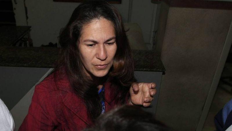 Mãe de Eliza Samudio: clube foi 'sensato' ao romper com Bruno
