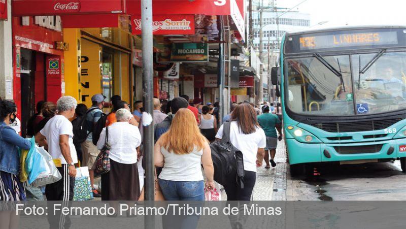 Crise no transporte público ameaça quatro mil empregos em JF