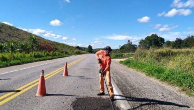 Programa de manutenção permanente garante trafegabilidade e segurança nas rodovias mineiras