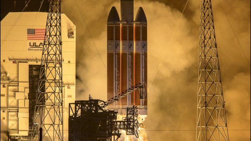 Nasa lança sonda em missão para explorar atmosfera do Sol