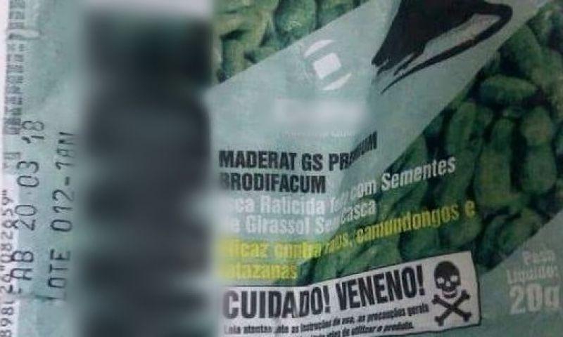 Homem é preso suspeito de tentar envenenar seis pessoas da família, na PB
