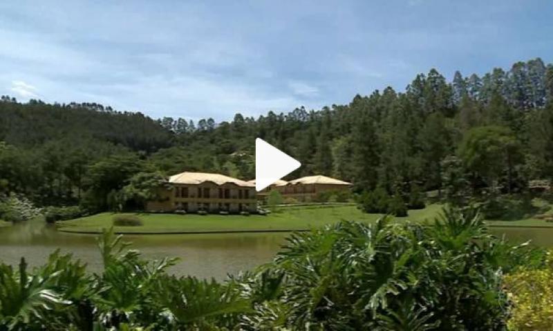 Hotéis e parques recebem público que quer fugir da folia na Zona da Mata