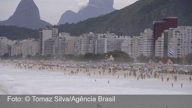 Rio registra recorde de calor e previsão indica que temperaturas podem aumentar