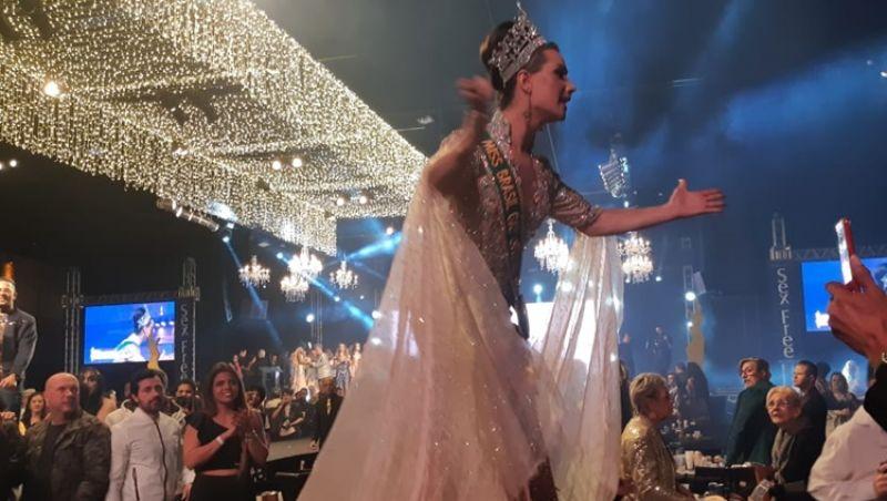 Miss Pernambuco é a grande vencedora do Miss Brasil Gay 2019