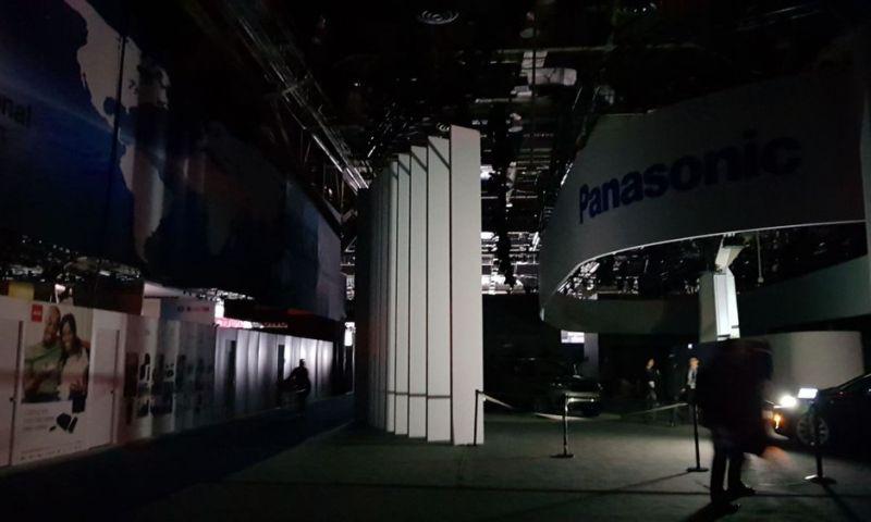 Maior feira de tecnologia do mundo fica sem energia por mais de duas horas