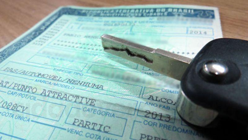 Denatran aceita registro de motorista diferente do dono do carro