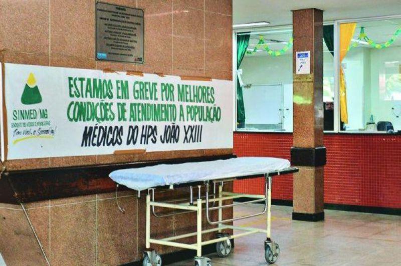Governo de Minas usou apenas 18% do previsto no orçamento para a saúde