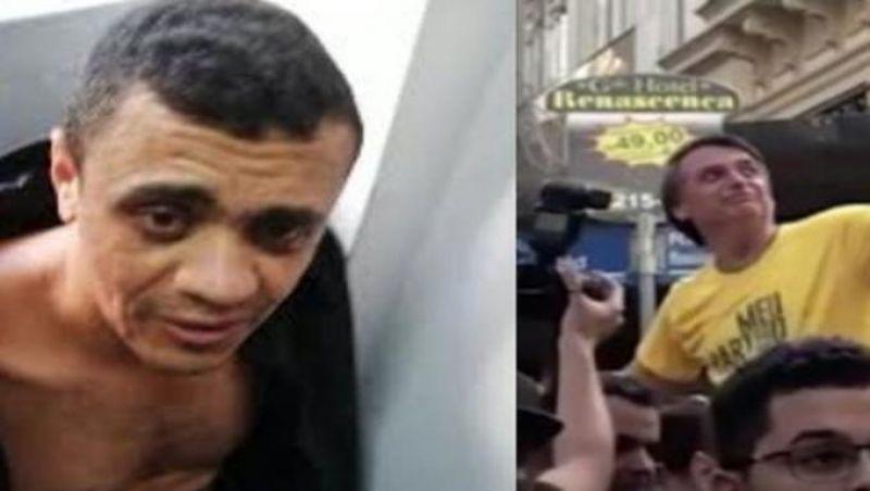 Câmara dos Deputados tem registros de Adélio Bispo no dia do atentado contra Bolsonaro