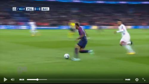Cavani e Neymar marcam, comemoram juntos, e PSG atropela o Bayern de Munique - veja os gols