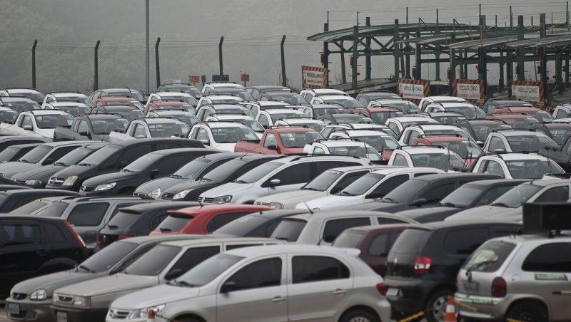 Produção de veículos tem alta de 29,9% em maio