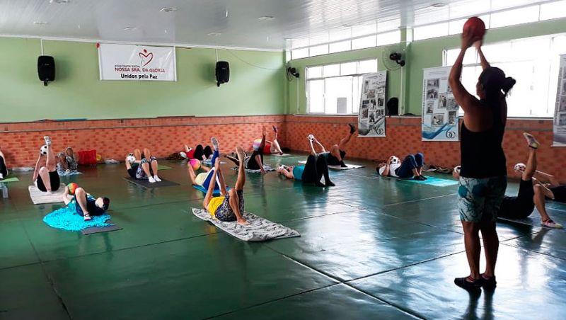 """""""JF Esporte e Cidadania"""" - Núcleos de pilates oferecem vagas gratuitas em três turmas"""
