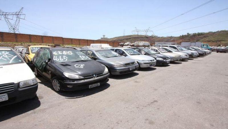 MG realiza leilão on-line de veículos apreendidos em operações contra tráfico de drogas