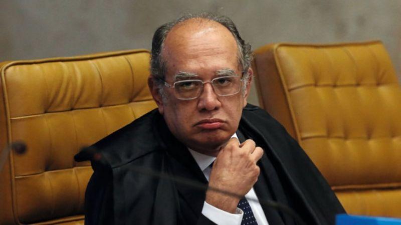 Gilmar Mendes vota contra condução coercitiva; sessão é suspensa