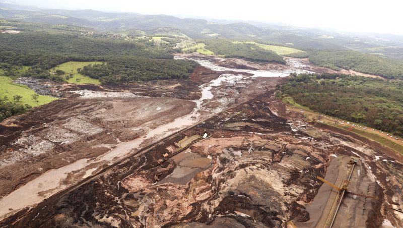 Vale considerava 7 barragens mais críticas que a de Brumadinho
