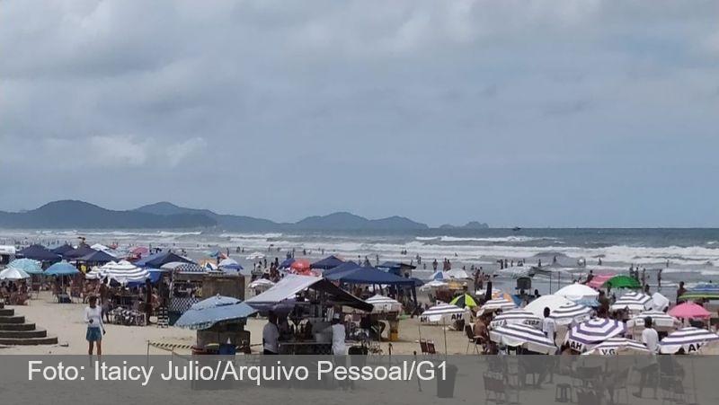 Duas cidades no litoral de SP dizem que vão deixar praias abertas no Ano Novo