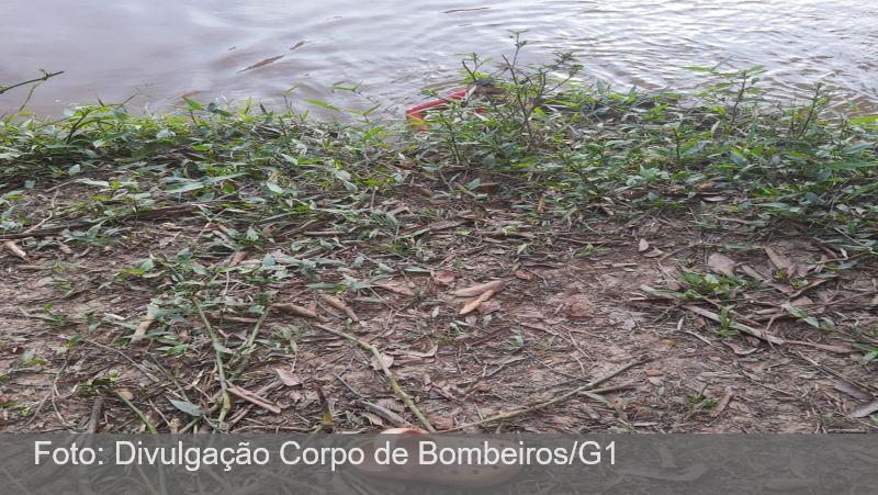 Pescadores encontram corpo de criança que teria sido jogada em rio pelo pai em MG