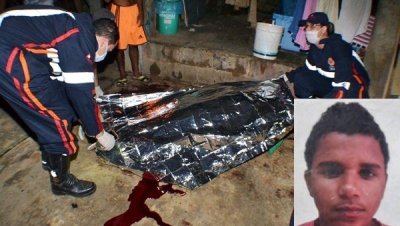 Jovem é morto a tiros e outras 2 pessoas são baleadas em Muriaé