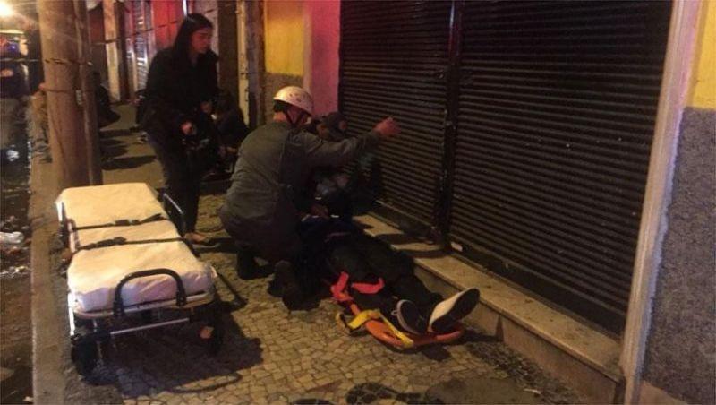Quatro dos sete atropelados no São Mateus permanecem hospitalizados