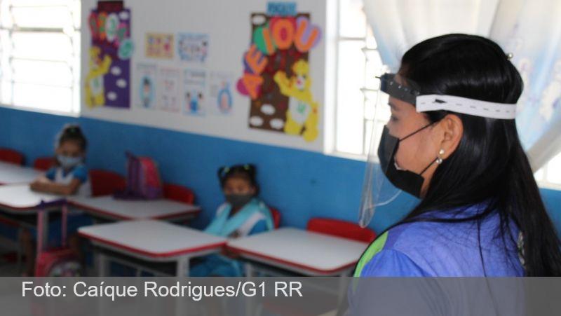 Covid nas escolas: Como o Brasil pode controlar a variante delta melhor do que os Estados Unidos