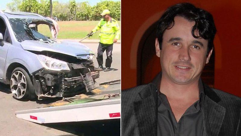 Ator Caio Junqueira segue internado em estado grave