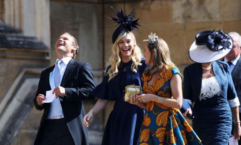 Ex-namoradas do príncipe Harry são convidadas