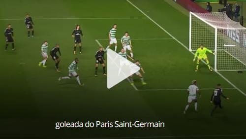 Trio volta a brilhar, Neymar, Cavani e Mbappé marcam, e PSG inicia missão goleando