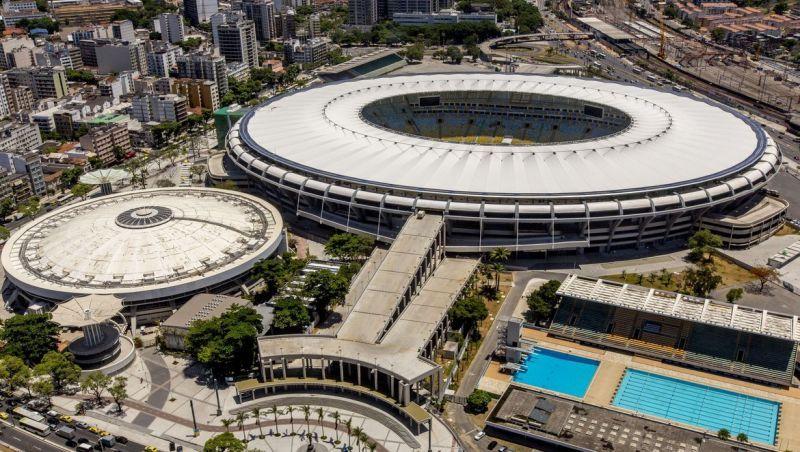 PM dispersa torcedores que se aglomeravam no entorno do Maracanã