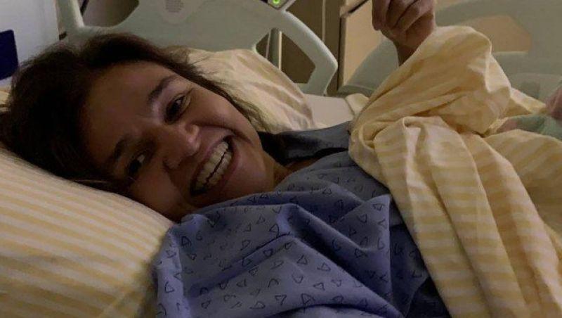 Claudia Rodrigues é internada às pressas após passar mal