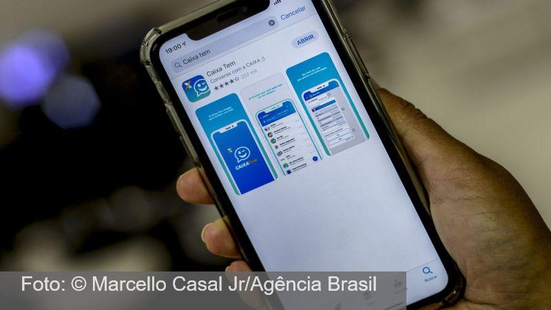 Caixa libera saque de auxílio emergencial para 4 milhões de pessoas