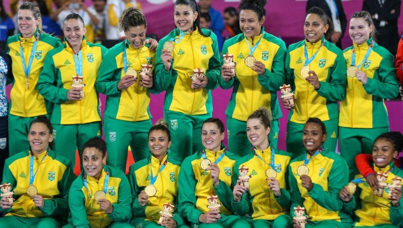 Handebol feminino é ouro no Pan e garante vaga na Olimpíada de Tóquio