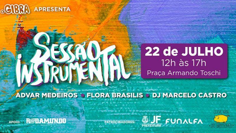 Praça no Bairro Jardim Glória terá apresentação de música instrumental na tarde de domingo