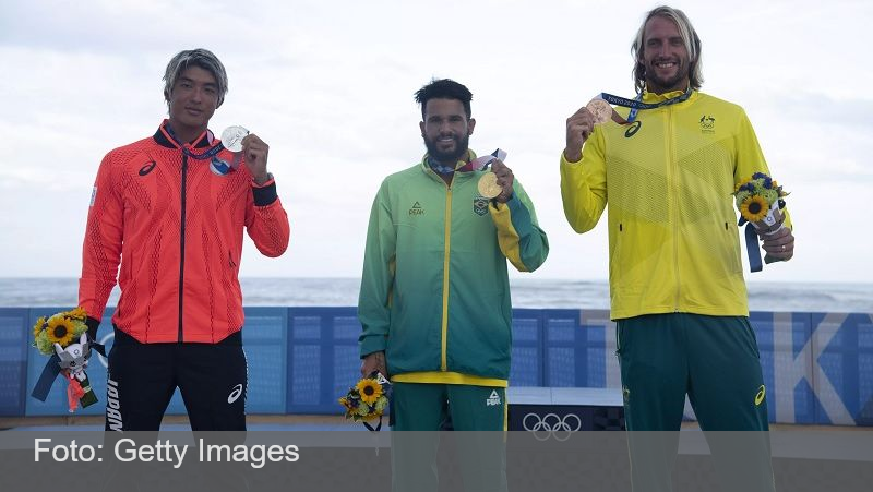 Brasil tem melhor desempenho em uma 1ª semana olímpica desde 92