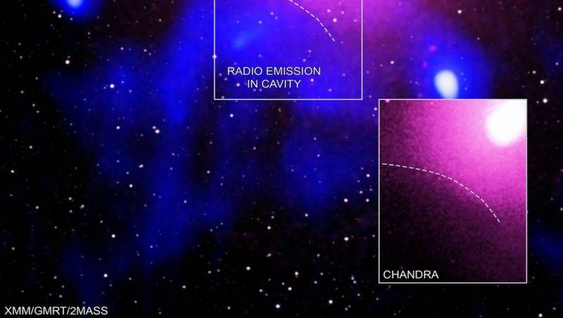 Nasa anuncia 'a maior explosão já vista no Universo'
