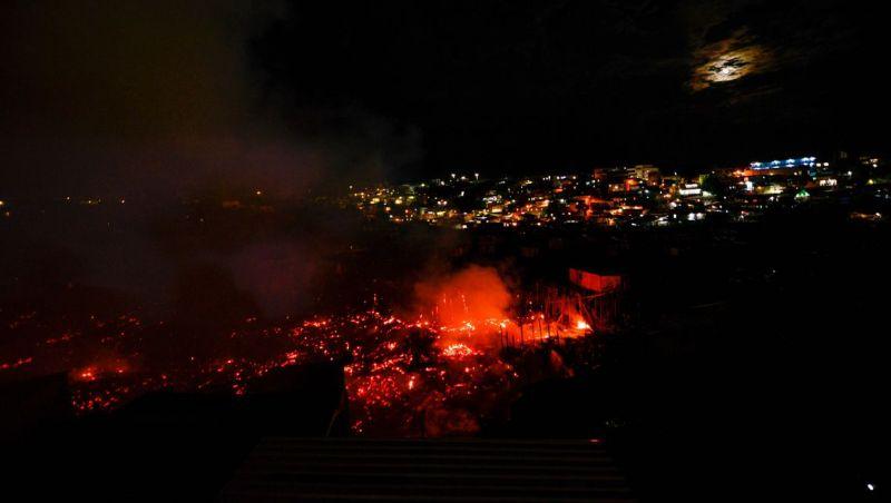 Manaus monta esquema de atendimento a famílias vítimas de incêndio
