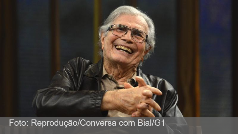 Morre Tarcísio Meira, ícone da dramaturgia, vítima da Covid
