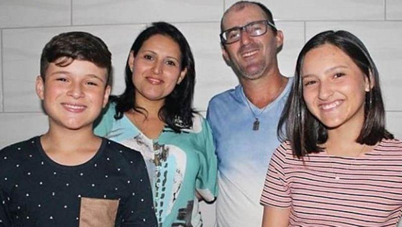 Família de brasileiros morta no Chile viajou para comemorar o aniversário da filha