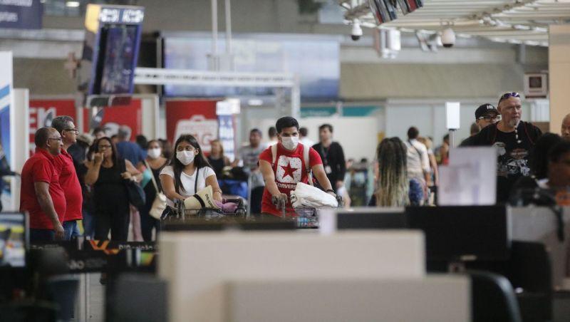 Anac lança formulário para ajudar brasileiros a voltar para o país