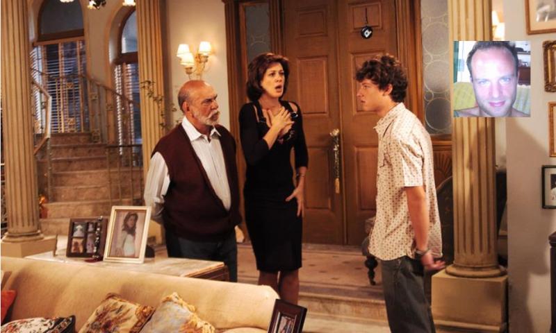 Ex-ator da Globo se joga do 5º andar de um prédio